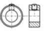 Кольцо установочное стальное
