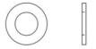 Кольцо уплотнительное медное