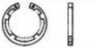 Кольцо стопорное пружинное внутреннее